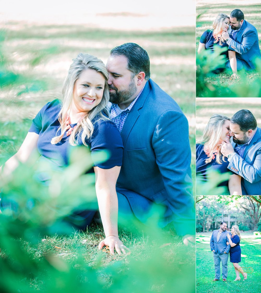 engagement session dressed in blue at wachesaw plantation by myrtle beach photographer ramona nicolae.jpg