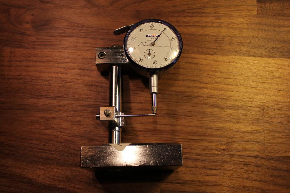 Dial indicator - Popkin, mm