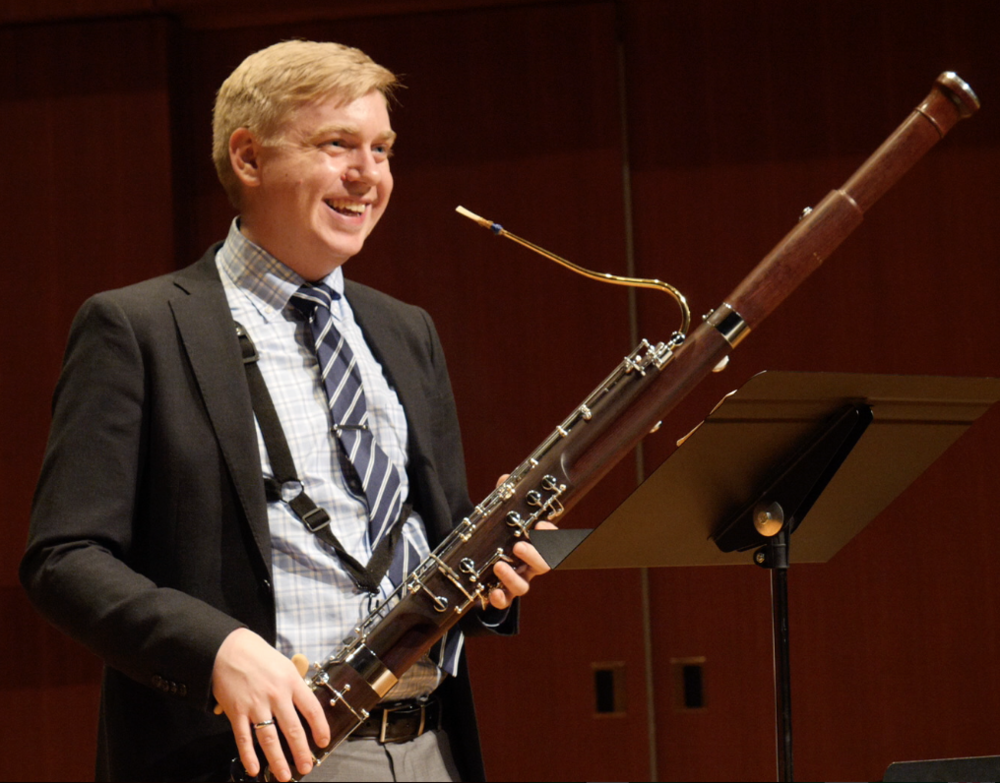- Dr. Zubke attended the University of Kansas for his doctoral degree. There he studied with Dr. Eric Stomberg, who was also his teacher at Interlochen Arts Academy. Dr. Zubke went on to study at The Juilliard School and the Manhattan School of Music.