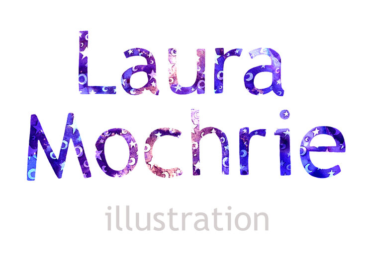 Laura Mochrie Illustration