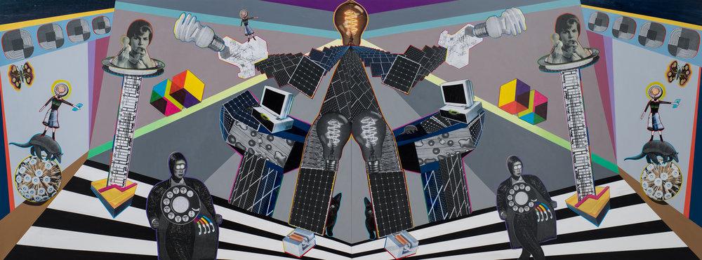 Solar Panel Robot, Telephone City & IED Detection