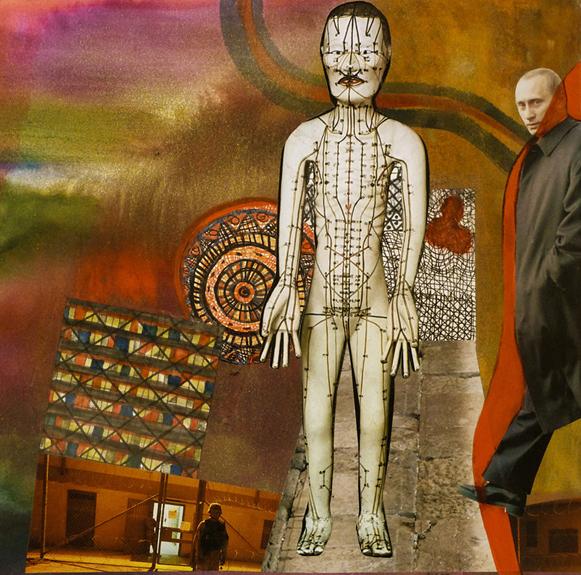 Putin, Acupuncture & Guantanamo,