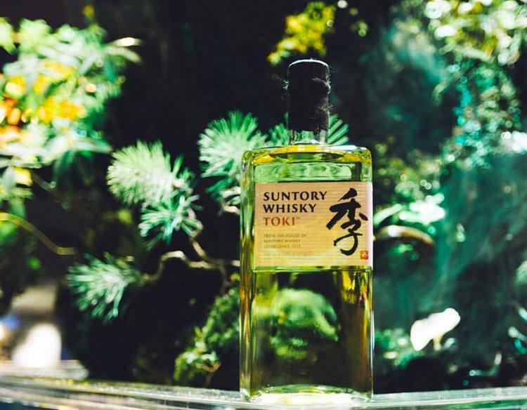 - Suntory Toki WhiskyToki means