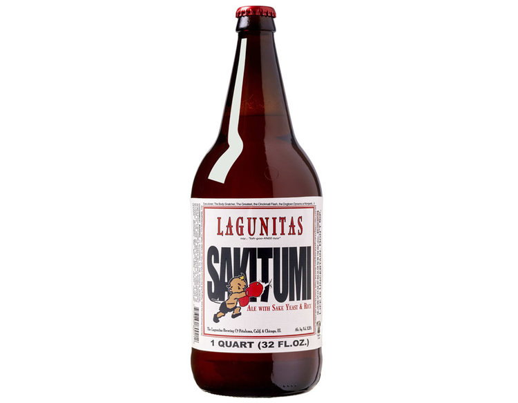 - Sakitumi IPA | Lagunitas Brewing CompanyThe Lagunitas brewing company... From points distant and beyond we all converged on Petaluma in 1993 and '94 with an unenunciated desire to be more than we were before....Lagunitas recently launched Sakitumi IPA.This Raging Bull'uva Double-ish IPA is punched with Sake Yeast and Rice, then hopped-up for a cold-clip of counter-balanced bitterness... it just don't mean a thing if it ain't got that swing!