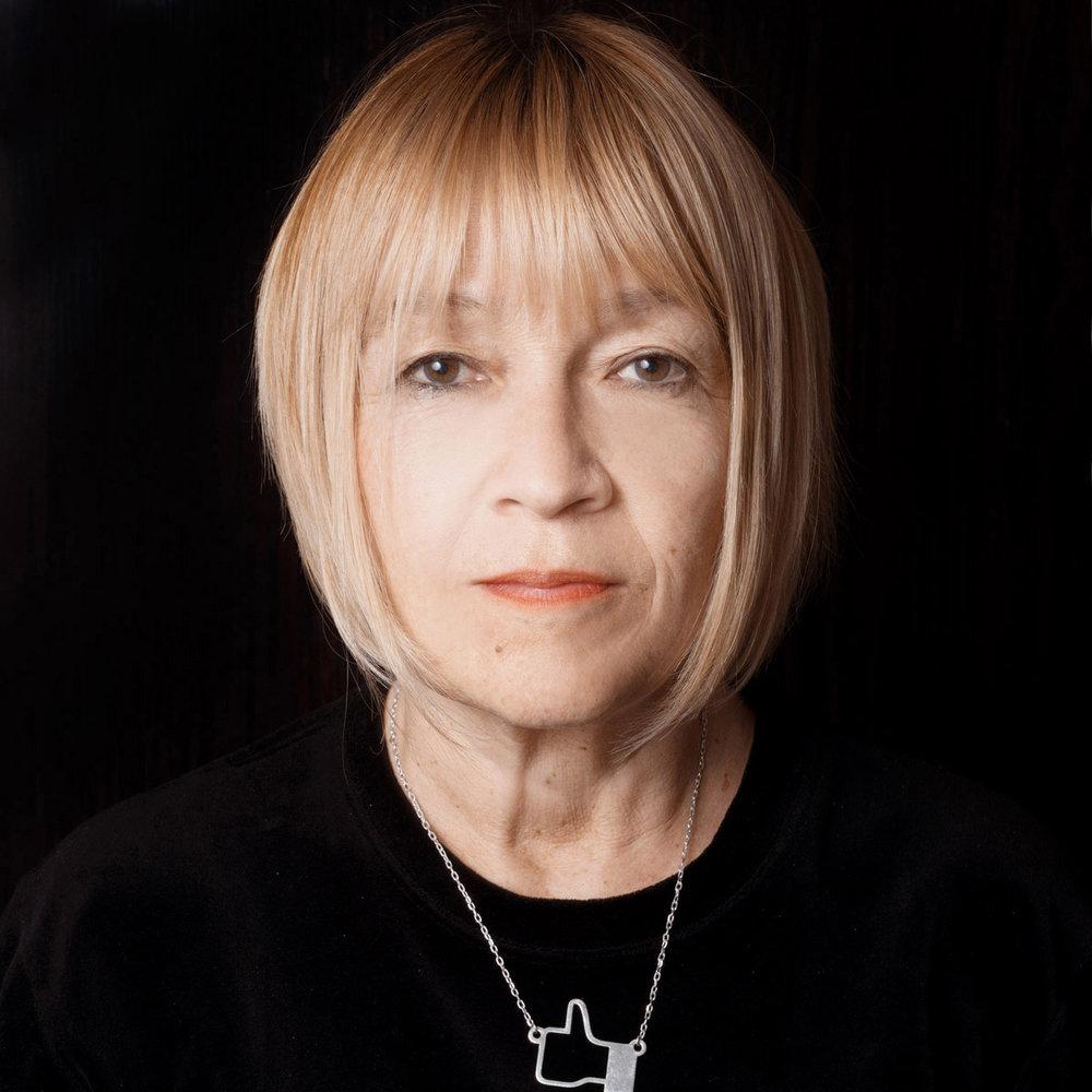 Cindy Gallop (photo credit: Kevin Abosch)