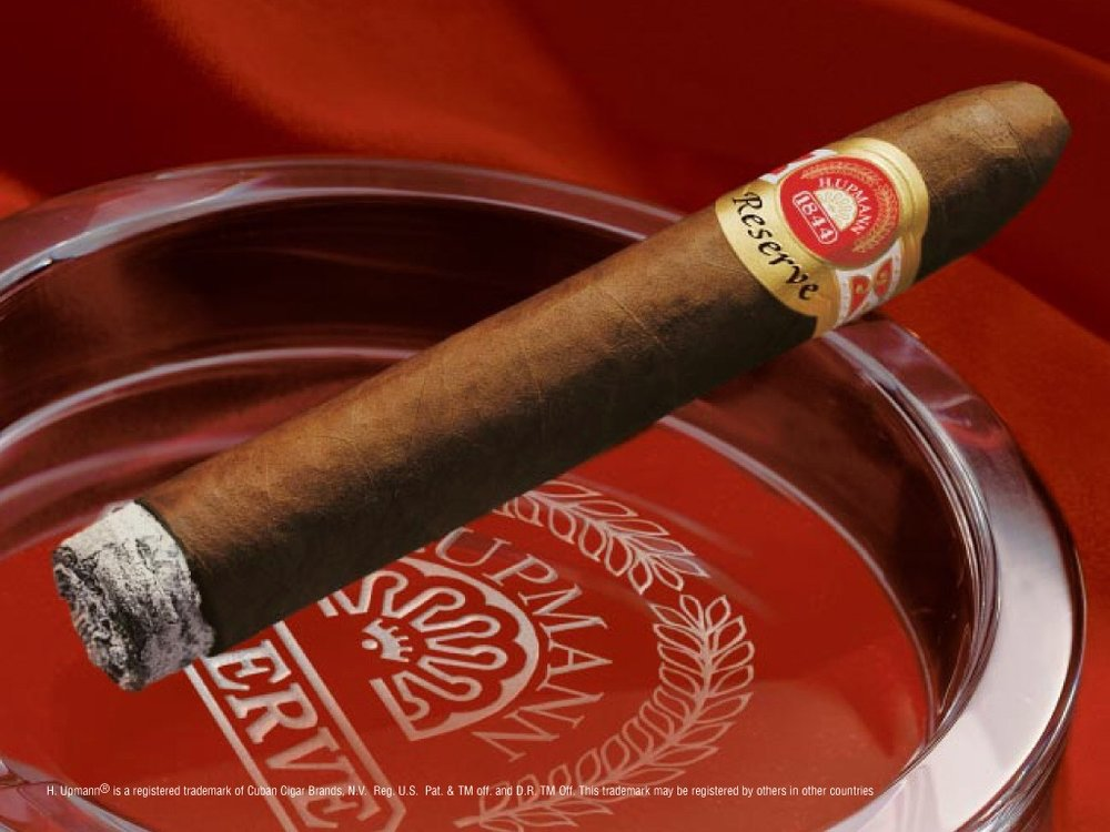DECEPTIVELY MILD AND BLAND WHEN YOUNG, THIS CIGAR, WITH AGE, HAS A CLEANER STRONGER TASTE.