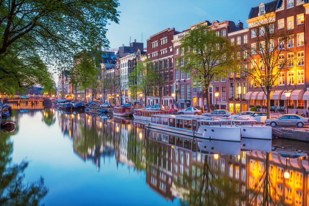Amsterdam & Iceland -