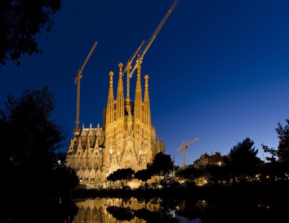 Barcelona - APRIl 2020