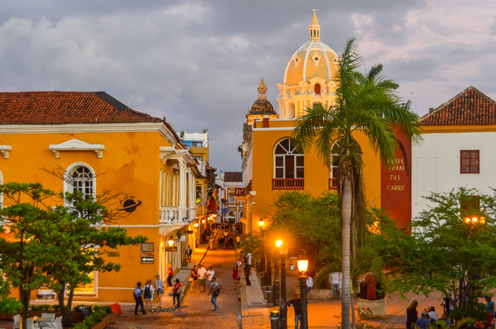 Cartagena - April 2019