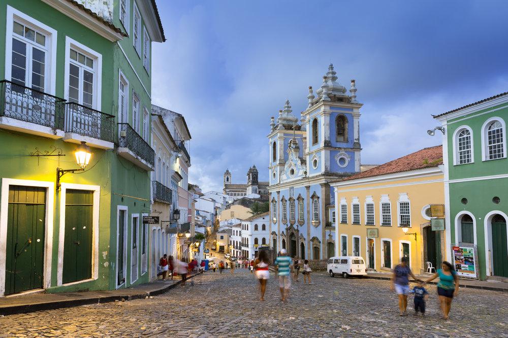 Salvador da Bahia - 2020