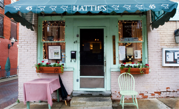 Hattie's -
