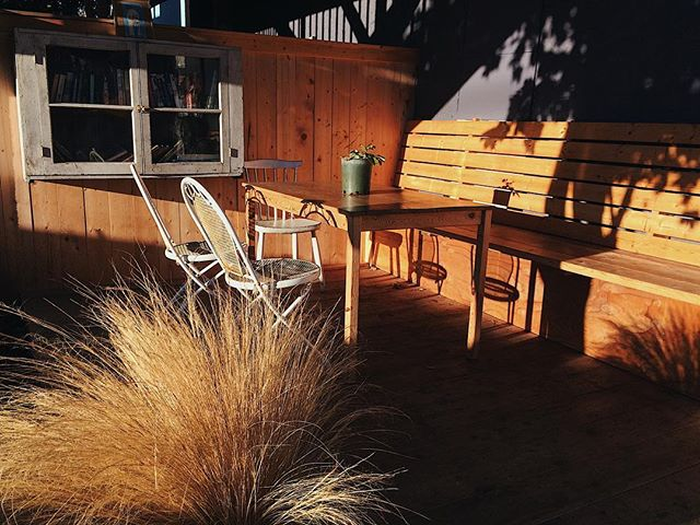 Our favourite spots to drink a Sunday coffee and relax!