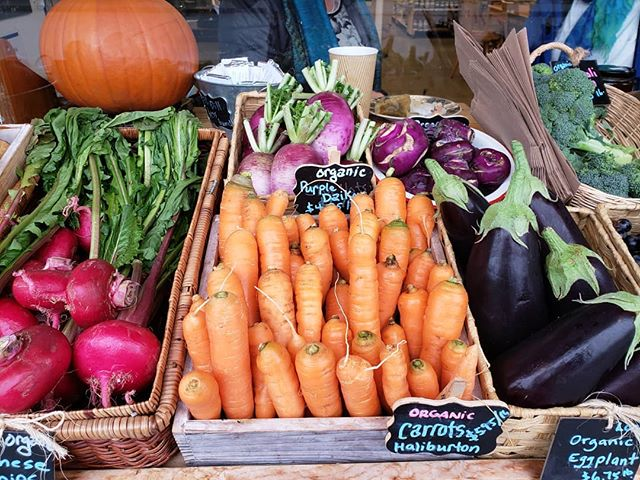 Super star @janwachtin knows how to bring out the best in our fresh local veggies!  #neighborhoodgrocer #yyjeats #yyjfoodie #eatlocal #eatdrinkbuybc #yyjfarmers