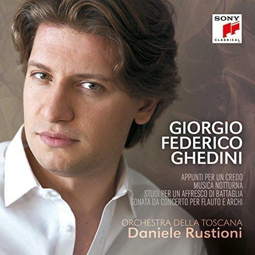 GIORGIO FEDERICO GHEDINI  Music For Orchestra Daniele Rustioni Orchestra Della Toscana 2016 SONY CLASSICAL   iTunes