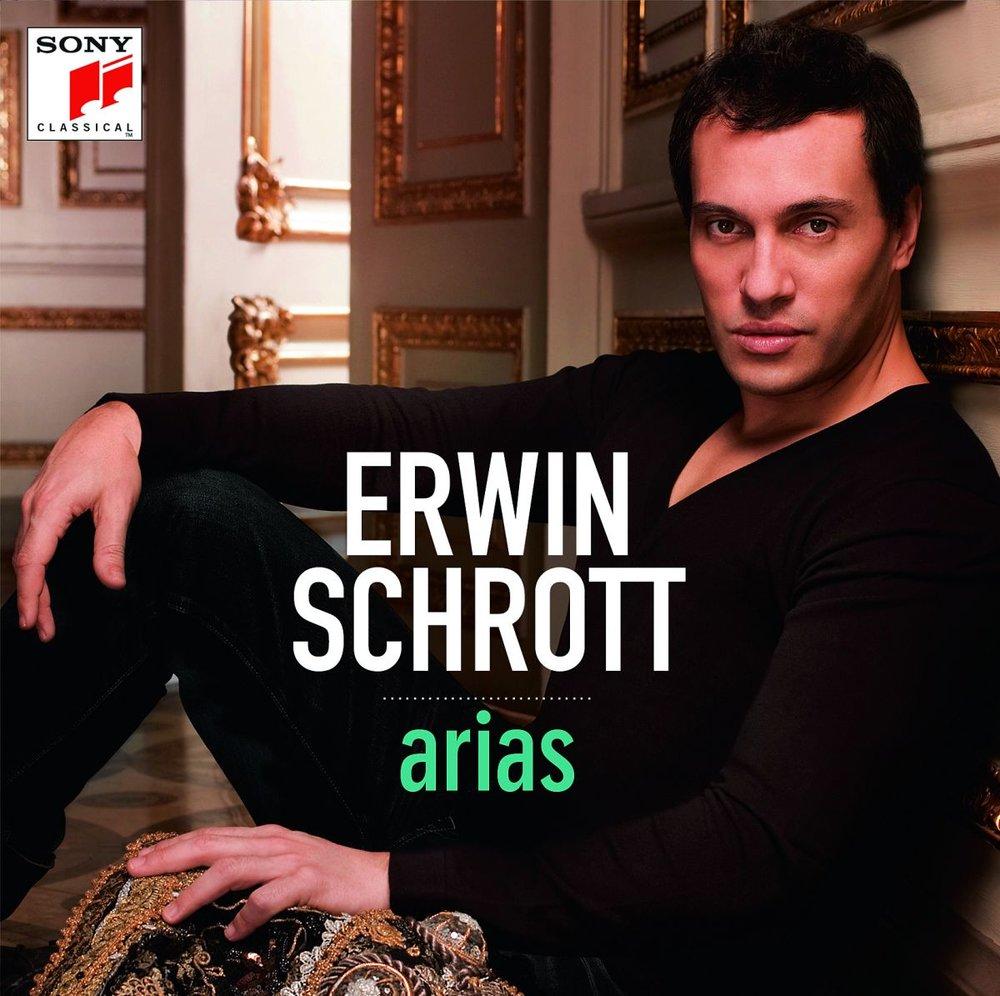 ERWIN SCHROTT  Arias Erwin Schrott Daniele Rustioni Radio Symphonie Orchester Wien 2012 SONY CLASSICAL   iTunes