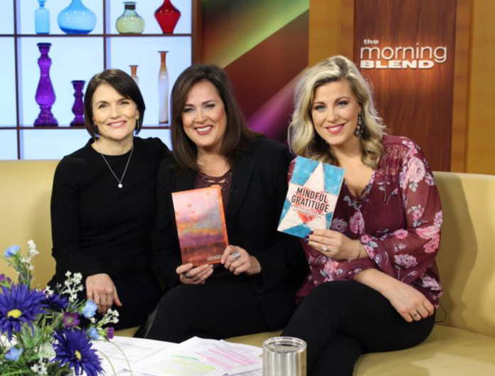 "Click here to see author Christel Wendelberger discuss ""Mindful Gratitude"" on Today's TMJ4 ""The Morning Blend""."