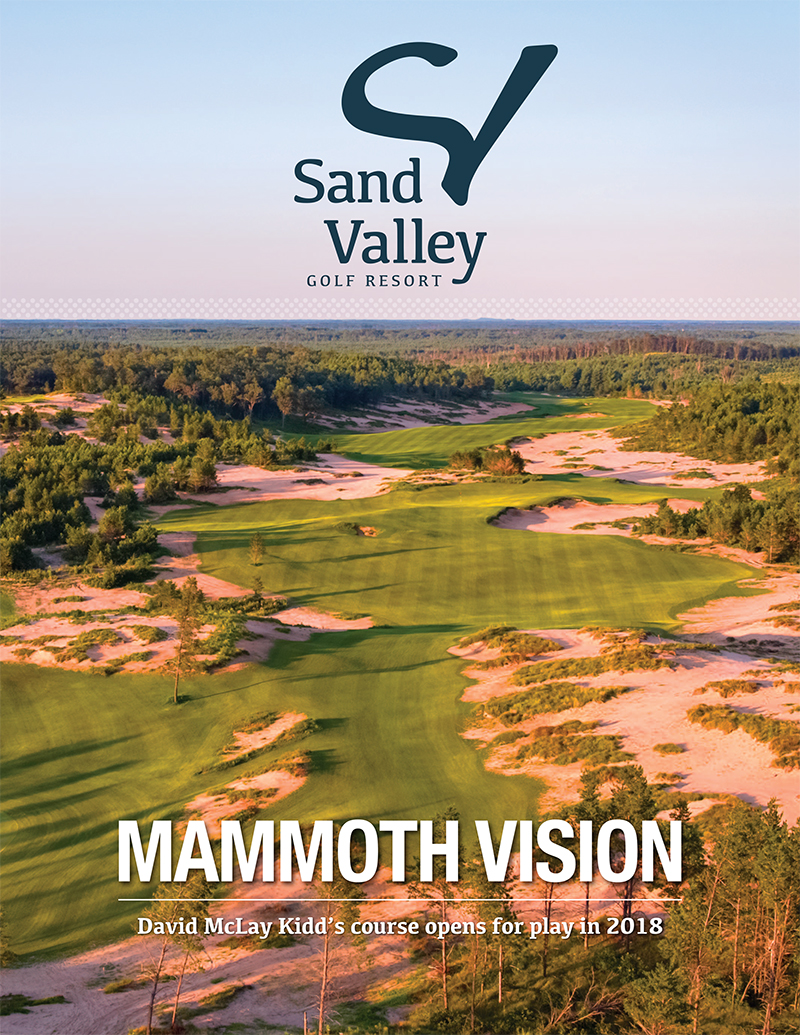 Read the Sand Valley Magazine -