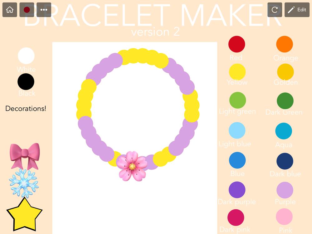 Bracelet Maker - by Eliza_C