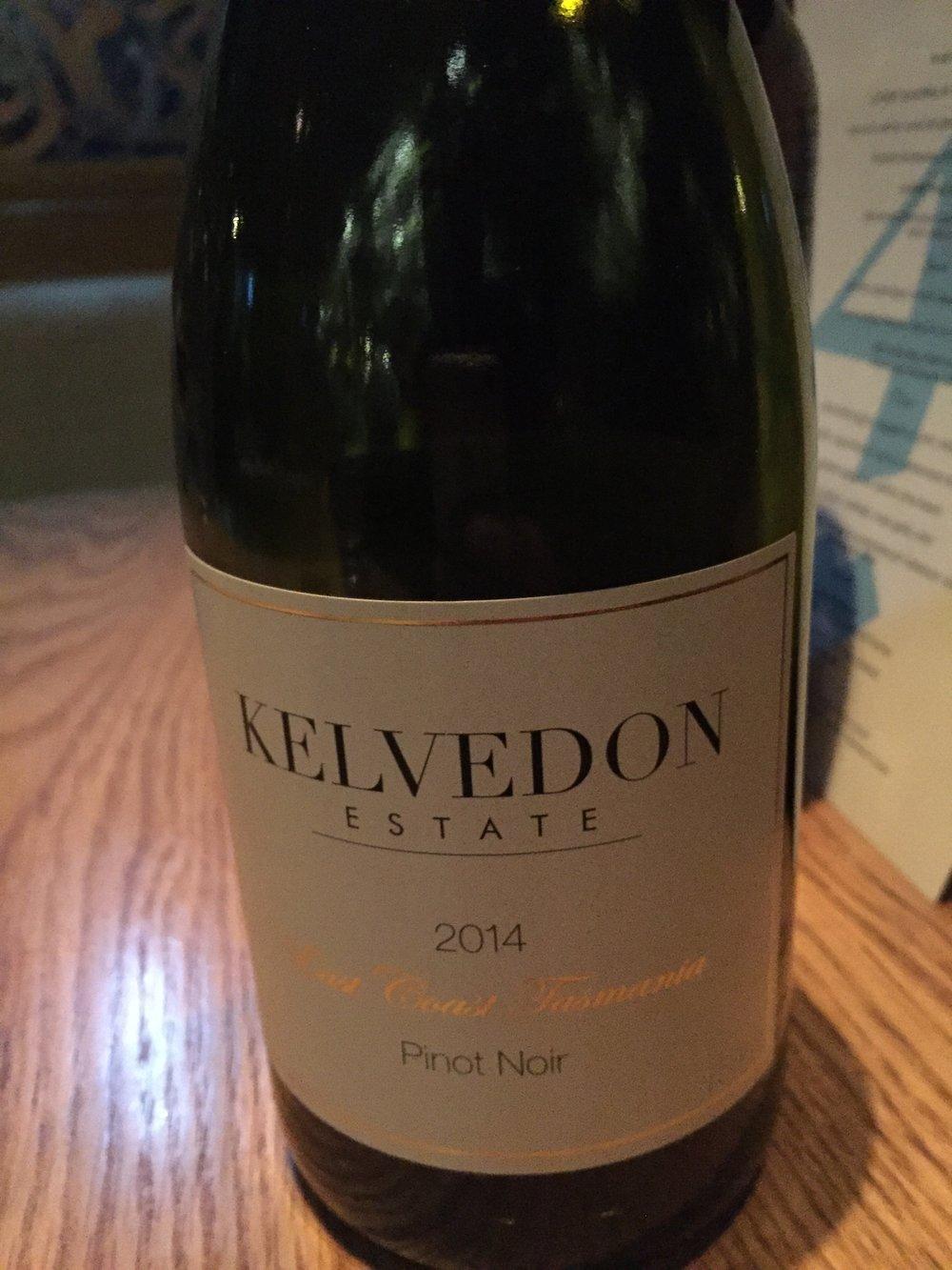 Kelvedon Estate Pinot Noir, Tasmania