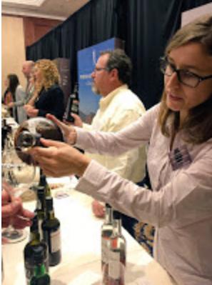 Vieira winemaker, Luísa Borges
