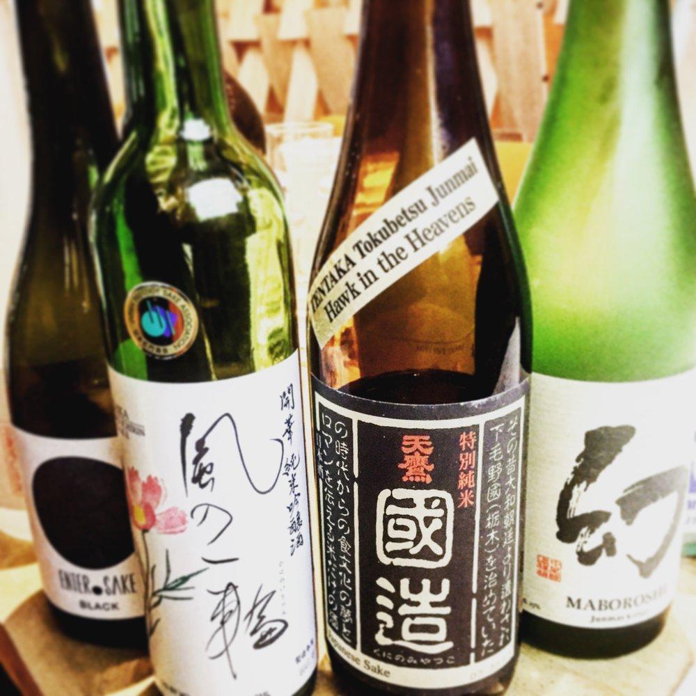 Wset Sake Level 1