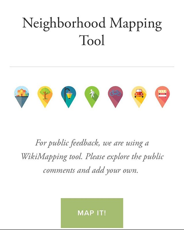 "Did you know you can use our mapping tool to speak your mind? Go to scnpchico.com and click our ""map it!"" button to tell us what problems in our neighborhood need to be addressed. You can do this via laptop, tablet, even your cell phone! Get out there and #BeHeard"