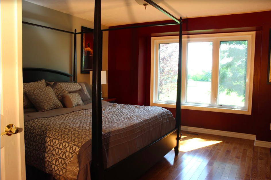 Gamay Suite  Starting at $230 per night double occupancy