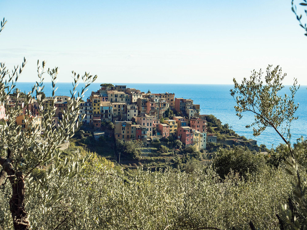 Cinque Terre is one of the most beautiful regions of Italy. These five coastal villages provide endless beauty with hiking trails, views of the Mediterranean, and colorful buildings everywhere you turn. Plan the perfect Cinque Terre itinerary and get inspired by photos of the area for your next trip! #cinqueterre #italy #travel