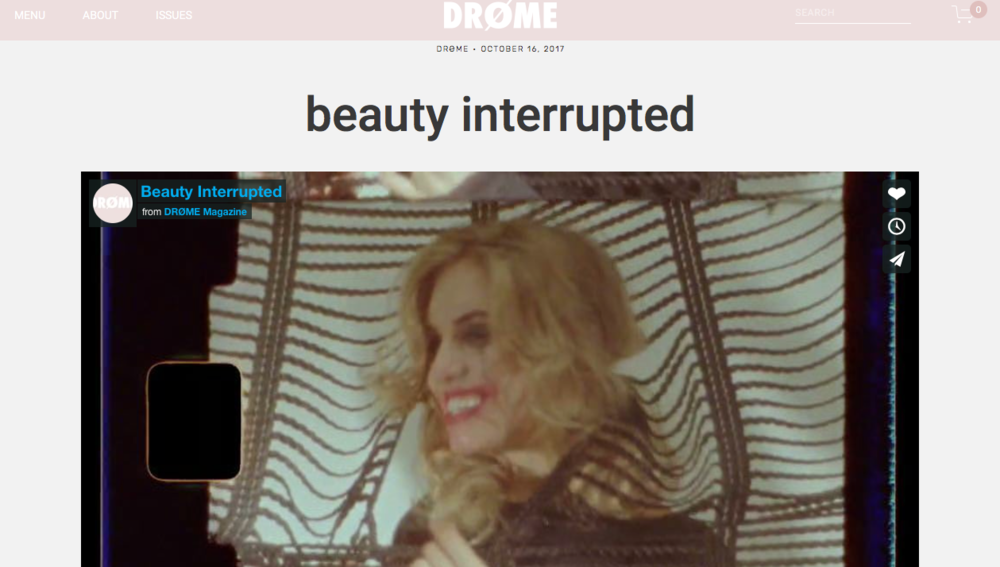 Drome Magazine -
