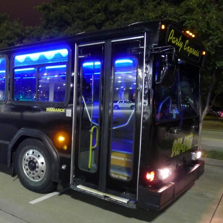 limos and buses.JPG