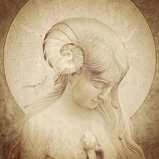 """▫️Super Full Moon in Taurus ▫️ This bovine goddess moon is the first in a trilogy of full moon Supermoons that will complete 2017 and begin 2018. ▫️Earthbound Taurus reconciles her desire for security and stability, with her shadow self that is pulled to the rawest expression of her primal liquid depths in Scorpio. She can't have it all if she wants it real. And in her willingness to love, knowing it can end all, will she surrender her life of order? As the lover waits interminably for her Knight to claim her, she finally realizes that true love isn't what exists between two lovers, it exists in the animus/anima to claim it within ▫️ Without. ▫️ The Queen of Cups yearns to be claimed from the tower of Camelot, erected by the kingdom to contain her, honorable queen, nurturing mother, dutiful wife. Her path to freedom lies in discovering her twinsoul; once she finds him, she must discover her own soul in relation. This cannot be done within the safety of Camelot. She has to hand it over. And this is every human's apple in the Garden of Eden. Does the Queen choose to remain """"holy?"""" Or does she choose to fall from the arms of grace, and truly become holy. ▫️This moon to deliver you unto yourself. She found her other self, and comes to find it was never about him. It was always only about the undoing of herself, for the greater to enter. The love story is between her and God. ▫️ Our lives, experiences, and stories are all just metaphors after all—myth—and the call for this new age is to rebalance our earth energetics, not simply to the """"feminine"""" or even """"mother,"""" but to the sacred feminine and divine mother. ▫️ Camelot must burn—with all of its many towers and veils, costumes, suits and masks to fall—for a new earth Kingdom to rise. And for this epic, majestic, high holy moon, for her to crown above all. ▫️ —_her book of hours ▫️ #supermoon #fullmoonintaurus #nondual #one #thelovers #twinsoul #yearning #timelesslove #eros #tantra #jenadellagrottaglia #myth #twinflame #t"""