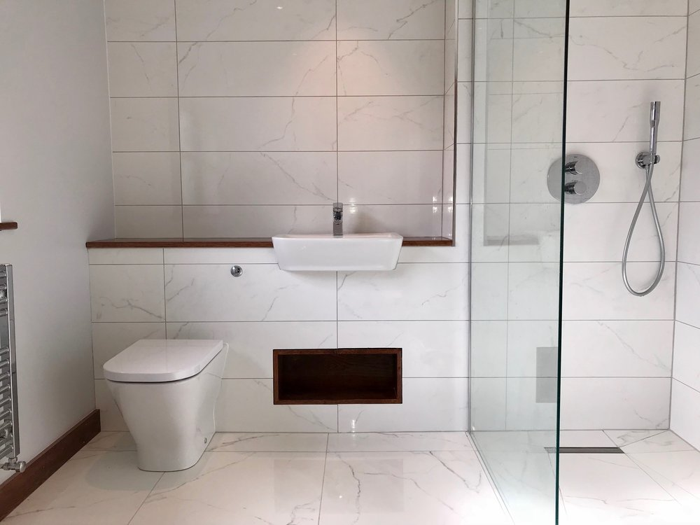 What we do - We will transform your bathroom.At Baptist Bathrooms we undertake projects across the whole of Northampton and beyond.To ensure on complete satisfaction we insist on managing the entire installation process. All our quotations are for a fully inclusive service; one price, one supplier to deliver a fully functioning and completed bathroom.We can transform virtually any space into a place of tranquility where you can relax and unwind.