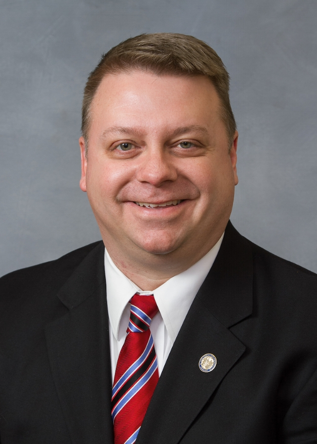 Get to know Rep. Jason Saine... -