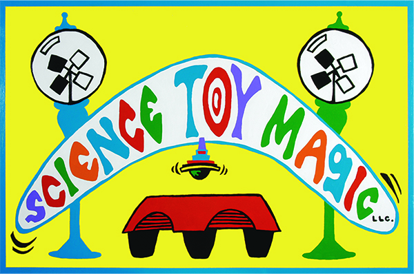 Science Toy Magic LLC