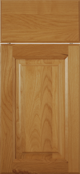 Royal Clear Alder with Honey Stain