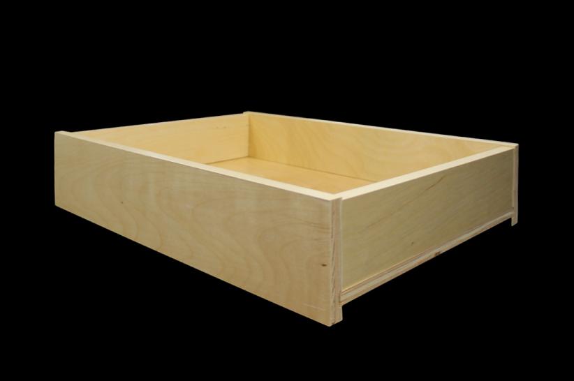 Birch Plywood Drawer Upgrade