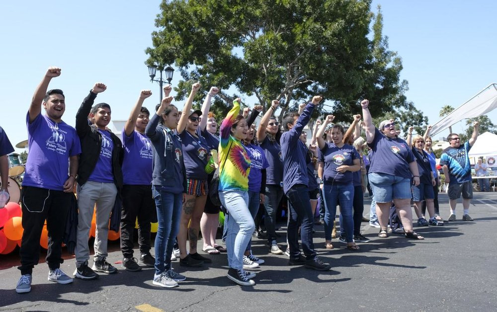 Santa Maria Pride Celebration and Resource Fair is a first for LGBTQ community - Gina Kim, SM Times - August 12, 2017