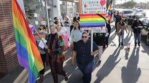 Residents gather in Santa Maria to remember Orlando nightclub victims - Gina Kim, SM Times - June 15, 2016