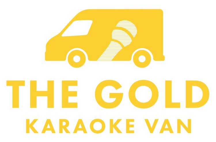 The Gold Karaoke Van