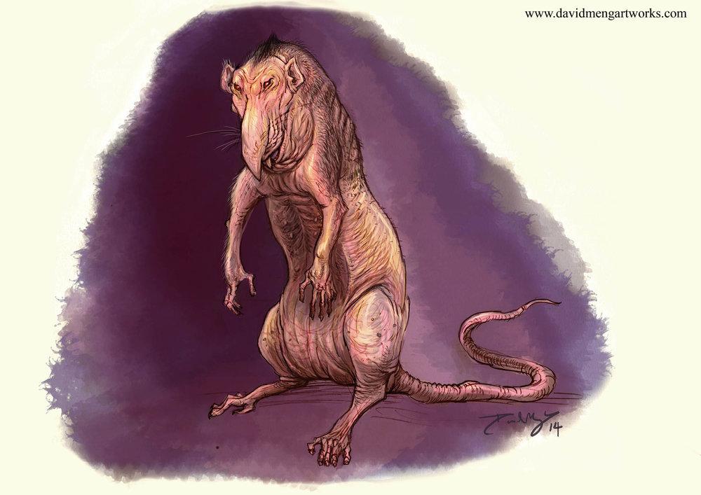 Ratty Thing