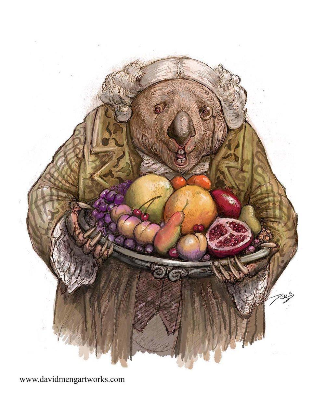 Wombat Goblin