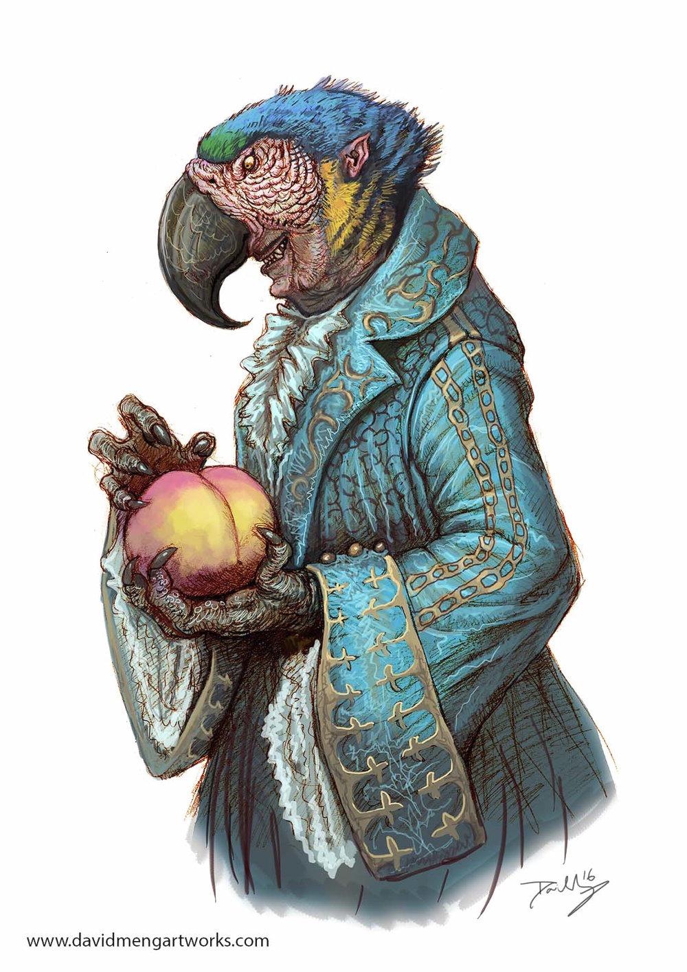 Parrot Goblin