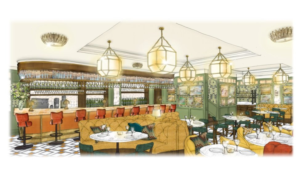 THE IVY ON THE SQUARE|  EXCLUSIVE   PRE-LAUNCH BOOKING FOR MEMBERS     Where:  Edinburgh  What: Exclusive member access to a priority booking line available for two weeks before released to the general public.  When:  August 2017.  How:  i-on members will receive a unique link via the  i-on Members' Club newsletter