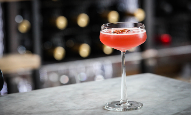 Free cocktail with every booking -