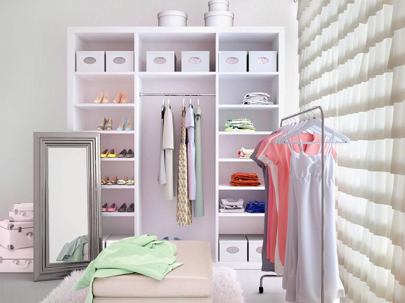 Organized - Closet