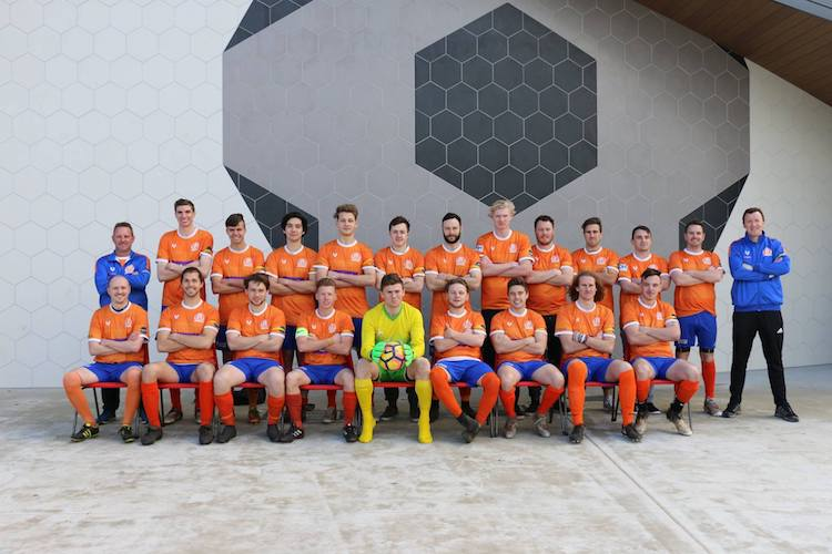 ROFC - Championship 1 premiers 2018