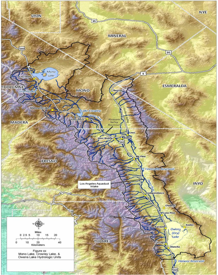 Los Angeles Aqueduct Map Free Download Oasis Dl Co