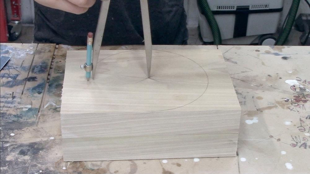 3x3 Custom Bowl Without a Lathe