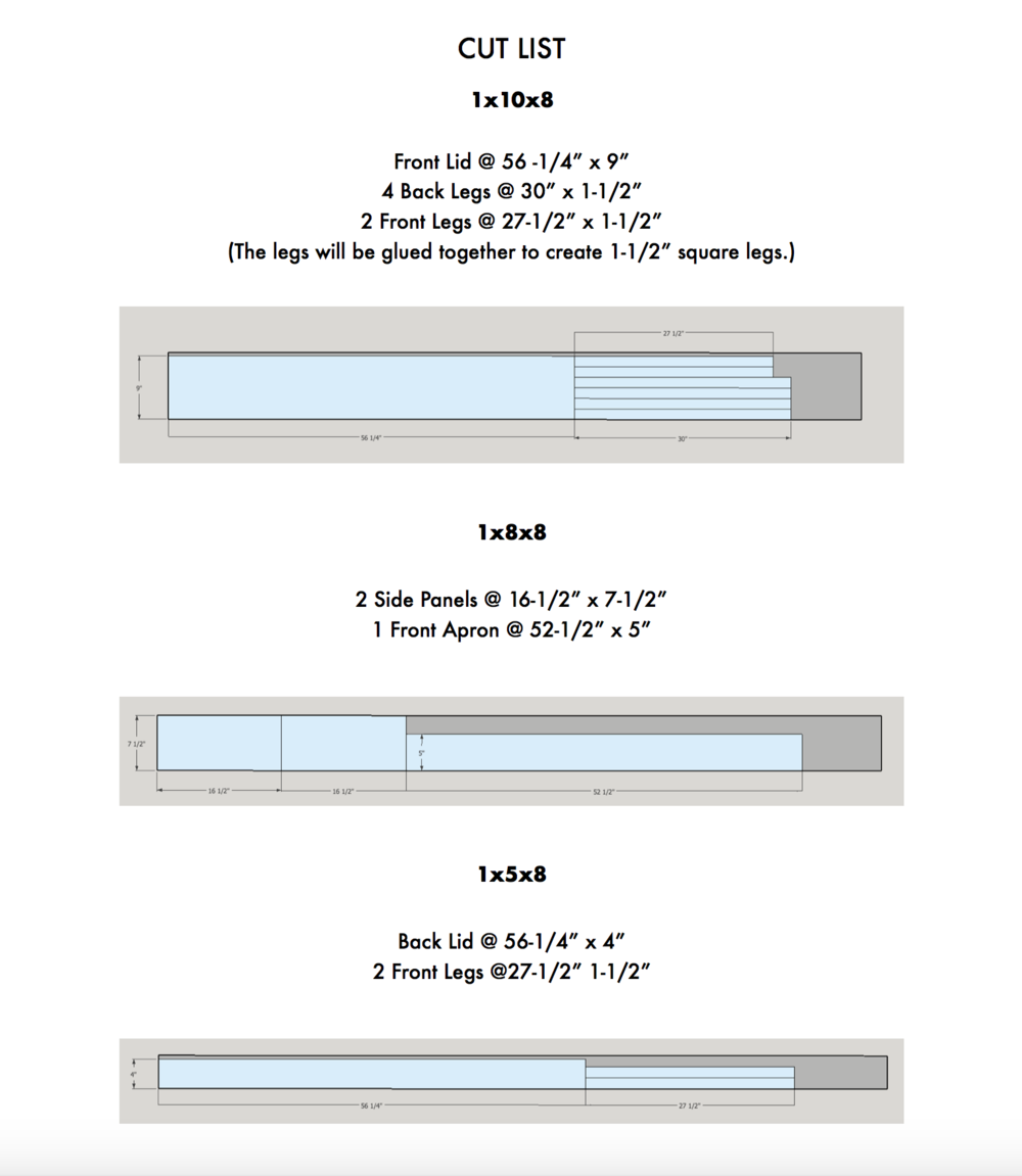 3x3 Custom Keyboard Stand Plans