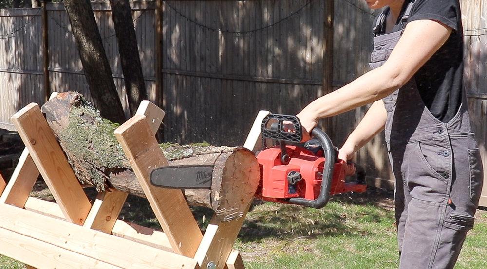 DIY Sawbuck